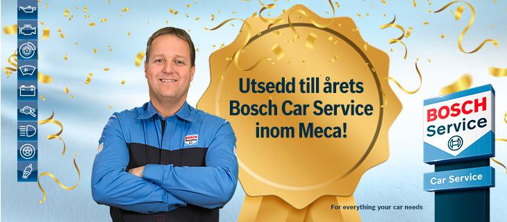 Årets Bosch Car Service